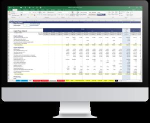 EFM-Mac-Bildschirm